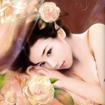 千年的妖姬 古风美女图片