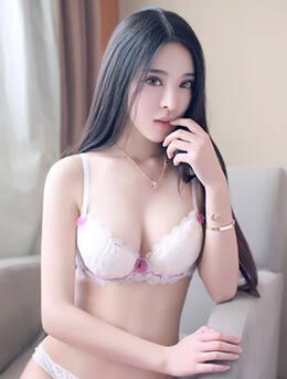 大眼美女模特陈大榕性感私房内衣写真