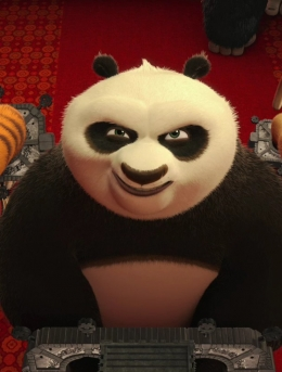 中国风动画影视作品《功夫熊猫》系列壁纸精选
