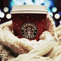 """有多少人喜欢这种唯美咖啡-它叫""""星巴克"""""""