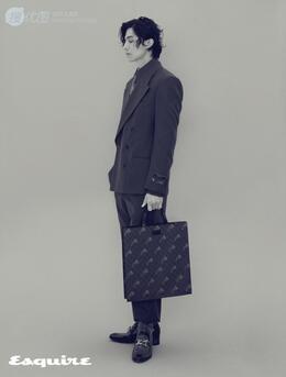韩国帅哥李栋旭拍个性时尚写真图集