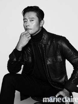 李秉宪杂志封面写真照片-韩国明星