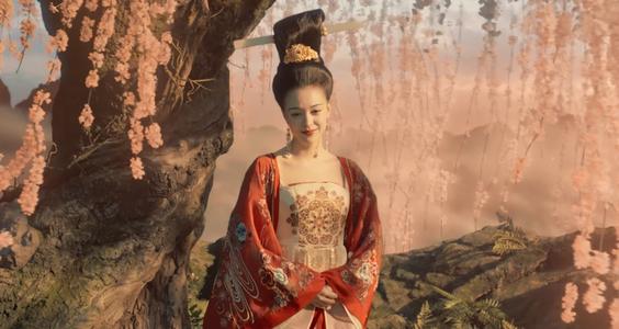 """汉服的魅力,中国风特色服装""""汉服""""图片"""