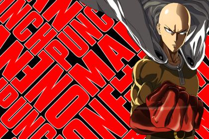 动漫《一拳超人》各角色合集高清电脑壁纸图片