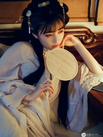 古风美女合集,古装汉服美人唯美摄影艺术图片图集