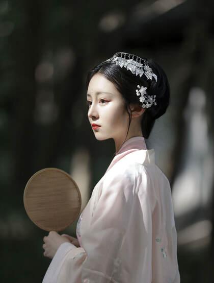 古风美女合集二,华夏古装汉服美人唯美摄影艺术图集