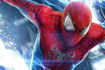 安德鲁·加菲尔德版蜘蛛侠电影《超凡蜘蛛侠2》超清电脑壁纸