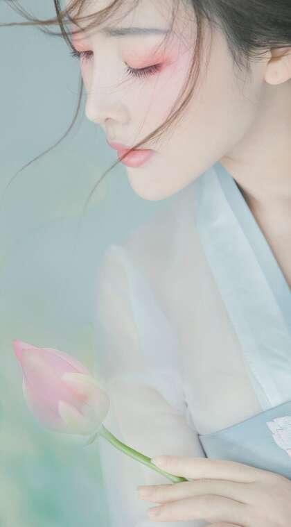 古风 古装 复古 汉服 小清新美女唯美意境中国风手机壁纸图片
