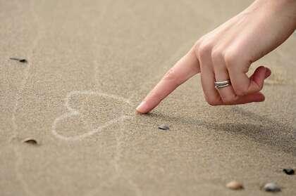 心形,爱心 唯美小清新爱心主题系列壁纸图片