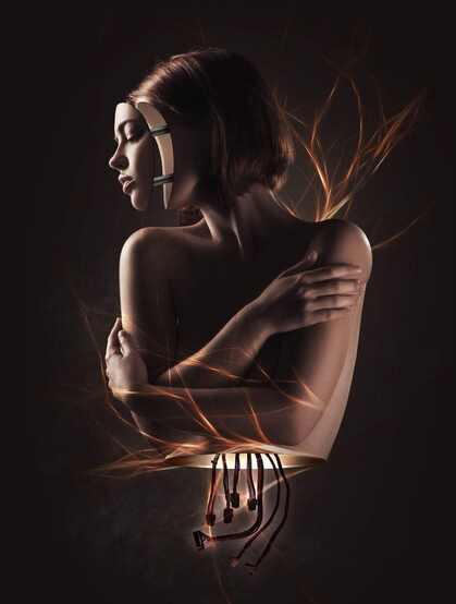 裸艺,欧美全身赤裸裸女人唯美人体摄影艺术照片欣赏
