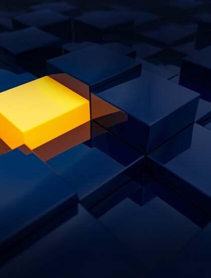 立方体,方块创意图片
