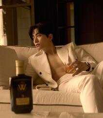 李俊昊霸道总裁范十足真空西服套装着身帅气写真套图组图4