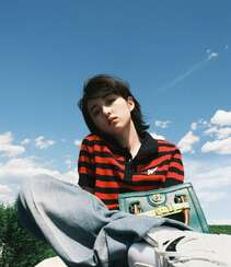 欧阳娜娜,张子枫一起拍写真,宛如姐妹闺蜜般亲密无间,青春气息十足组图11