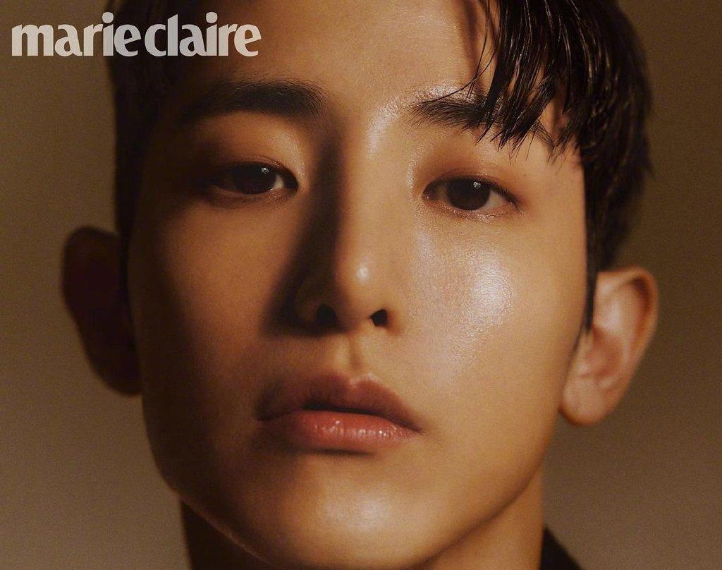 韩国高挑帅哥李赫秀最新九月刊画报写真,回归男模风范套图1